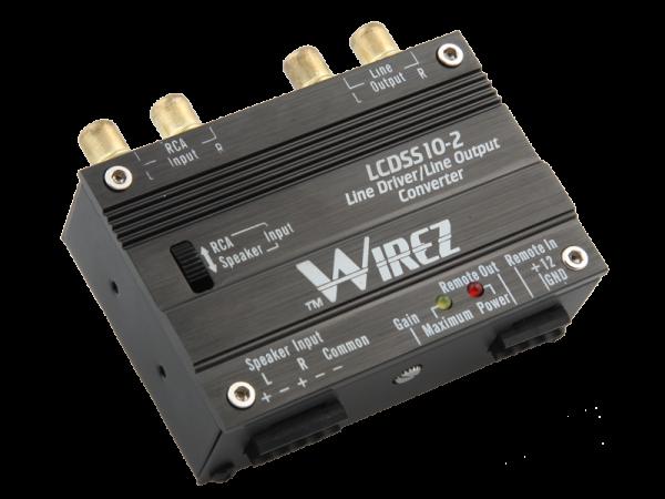 Amplificateur de signal lcdss10-2