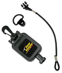 Gear Keeper RT4 4112 28 Retractable CB Radio Microphone