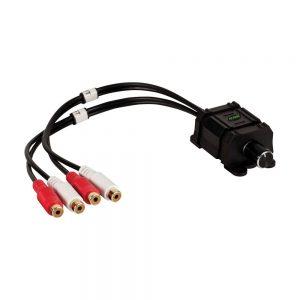 contrôle niveau d'amplificateur AALC