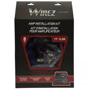 kit de filage 8 gages Wirez