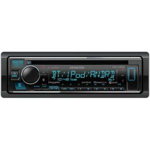 Radio Kenwood KDC-X303 facade