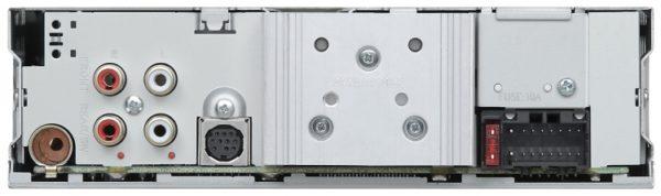 jvc KD-R690 rear