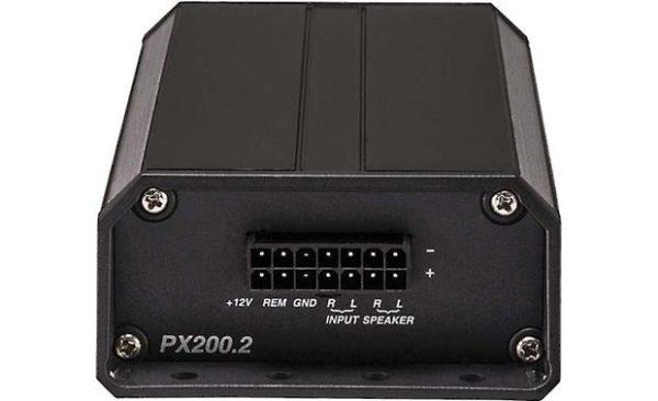 Ampli Kicker PXA2002 o side