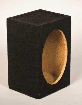 Boite de haut parleur 6×9 noir