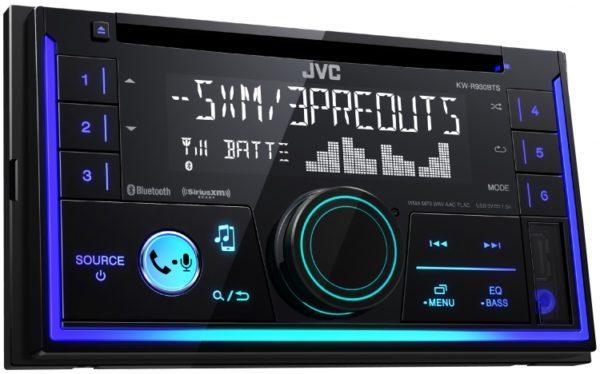 radio jvc kw-r930bts