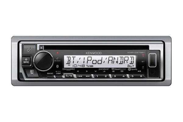 radio kenwood kmr-d375bt